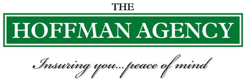 The Hoffman Insurance Agency Logo. Insuring Your Piece of Mind.